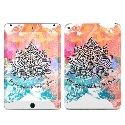 Apple iPad Mini 4 Skin - Happy Lotus