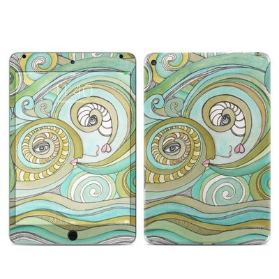 Apple iPad Mini 4 Skin - Honeydew Ocean