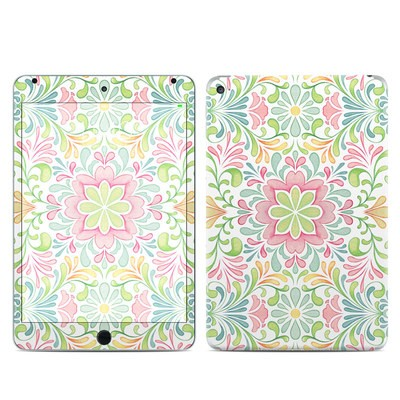 Apple iPad Mini 4 Skin - Honeysuckle