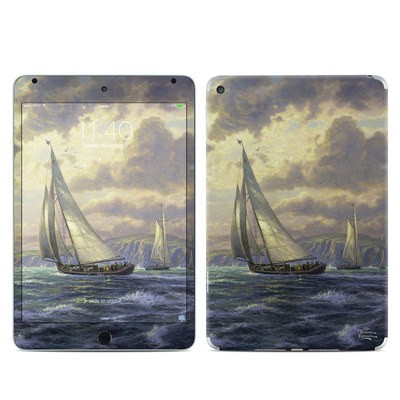Apple iPad Mini 4 Skin - New Horizons