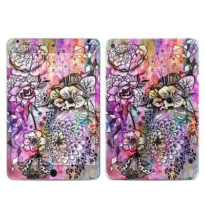 Apple iPad Mini 4 Skin - Hot House Flowers