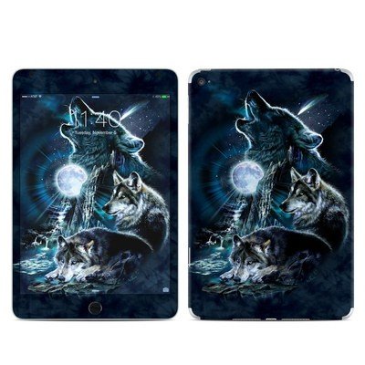 Apple iPad Mini 4 Skin - Howling