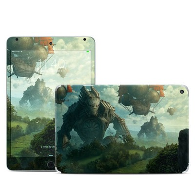 Apple iPad Mini 4 Skin - Invasion