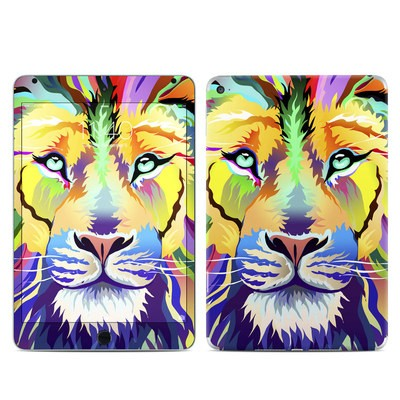 Apple iPad Mini 4 Skin - King of Technicolor