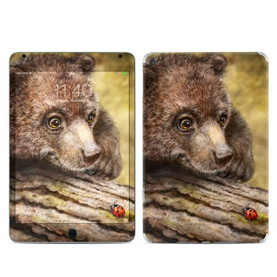 Apple iPad Mini 4 Skin - Kodiak Cub