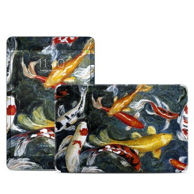 Apple iPad Mini 4 Skin - Koi's Happiness