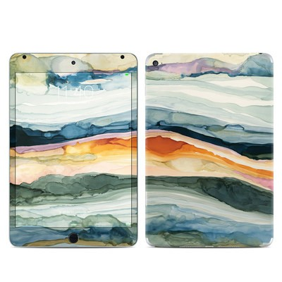 Apple iPad Mini 4 Skin - Layered Earth