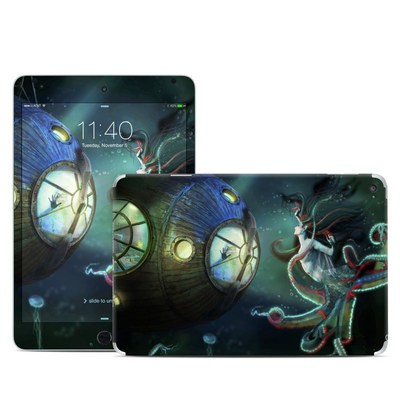 Apple iPad Mini 4 Skin - 20000 Leagues