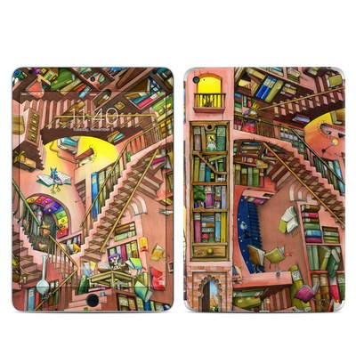 Apple iPad Mini 4 Skin - Library Magic