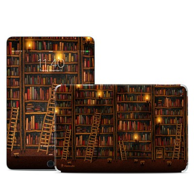 Apple iPad Mini 4 Skin - Library
