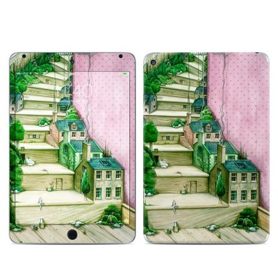 Apple iPad Mini 4 Skin - Living Stairs