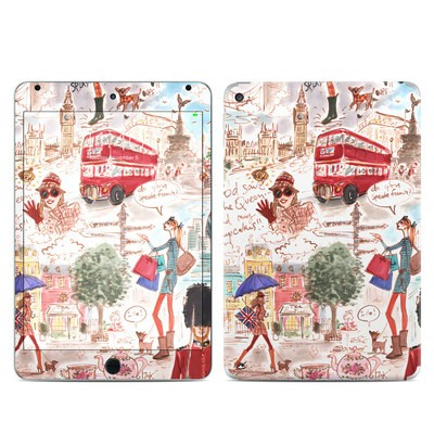 Apple iPad Mini 4 Skin - London