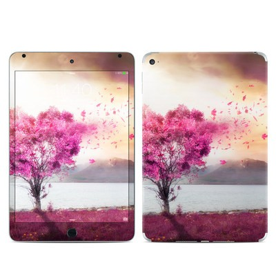 Apple iPad Mini 4 Skin - Love Tree