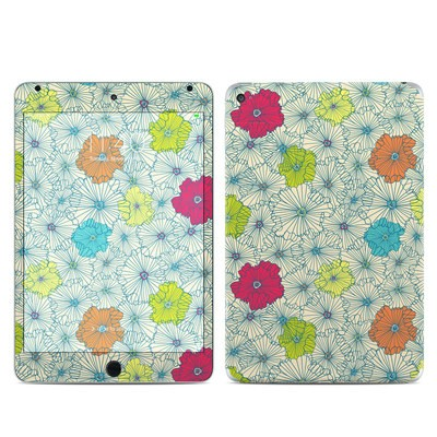 Apple iPad Mini 4 Skin - May Flowers