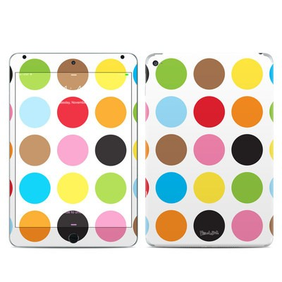 Apple iPad Mini 4 Skin - Multidot