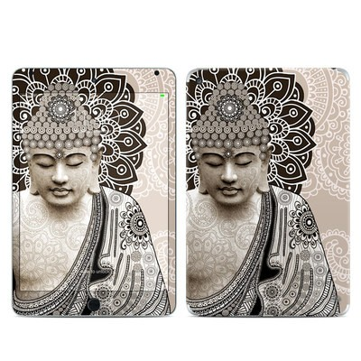 Apple iPad Mini 4 Skin - Meditation Mehndi