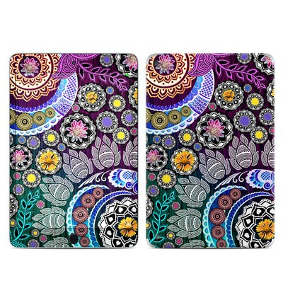 Apple iPad Mini 4 Skin - Mehndi Garden