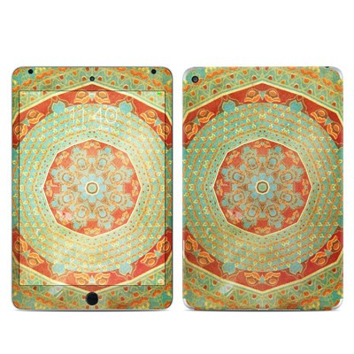 Apple iPad Mini 4 Skin - Mandala Citrus