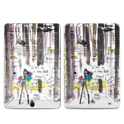 Apple iPad Mini 4 Skin - My New York Mood