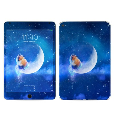 Apple iPad Mini 4 Skin - Moon Fox