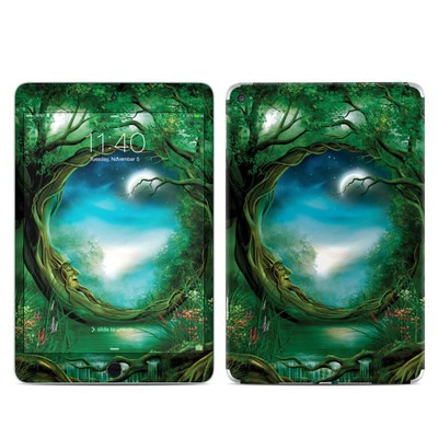 Apple iPad Mini 4 Skin - Moon Tree