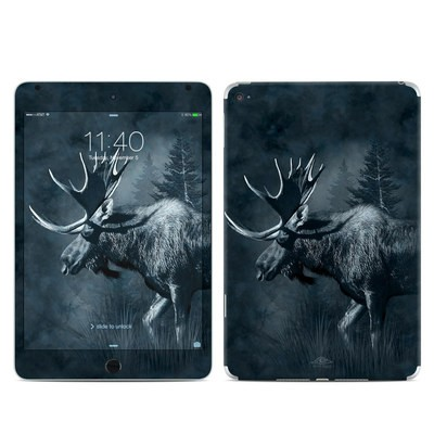 Apple iPad Mini 4 Skin - Moose