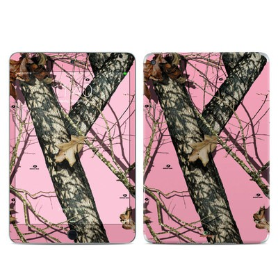 Apple iPad Mini 4 Skin - Break-Up Pink