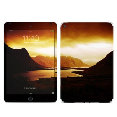 Apple iPad Mini 4 Skin - Mystic North