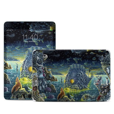 Apple iPad Mini 4 Skin - Night Trawlers