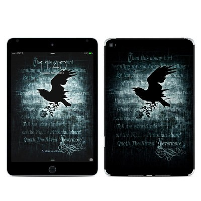 Apple iPad Mini 4 Skin - Nevermore