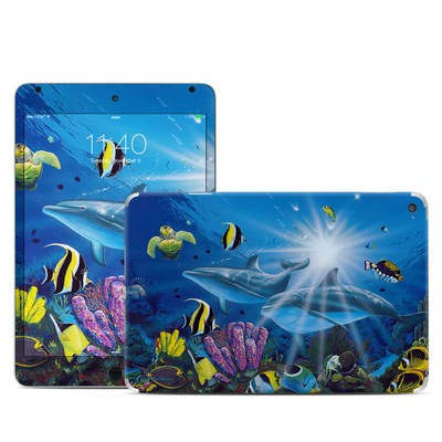 Apple iPad Mini 4 Skin - Ocean Friends