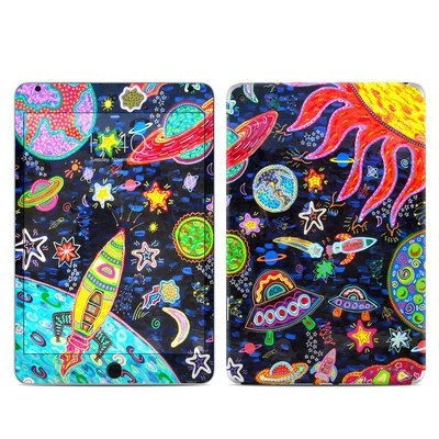Apple iPad Mini 4 Skin - Out to Space