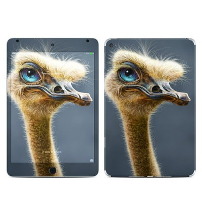 Apple iPad Mini 4 Skin - Ostrich Totem