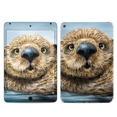 Apple iPad Mini 4 Skin - Otter Totem