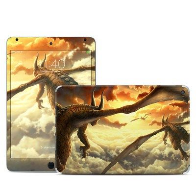 Apple iPad Mini 4 Skin - Over the Clouds
