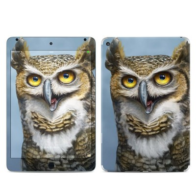 Apple iPad Mini 4 Skin - Owl Totem