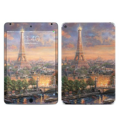 Apple iPad Mini 4 Skin - Paris City of Love