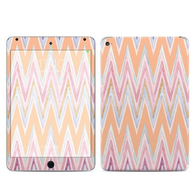 Apple iPad Mini 4 Skin - Pastel Chevron