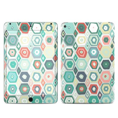 Apple iPad Mini 4 Skin - Pastel Diamond