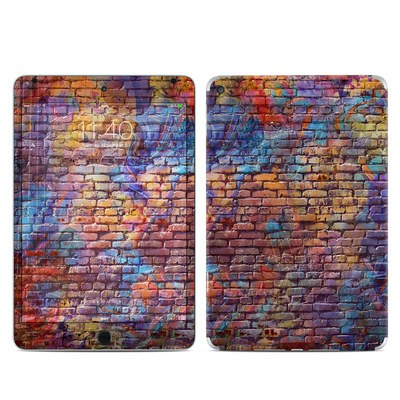 Apple iPad Mini 4 Skin - Painted Brick