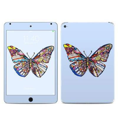 Apple iPad Mini 4 Skin - Pieced Butterfly