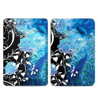 Apple iPad Mini 4 Skin - Peacock Sky