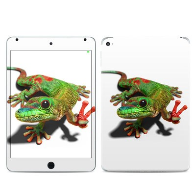Apple iPad Mini 4 Skin - Peace Gecko