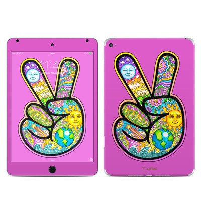 Apple iPad Mini 4 Skin - Peace Hand