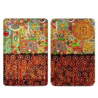 Apple iPad Mini 4 Skin - Percolations