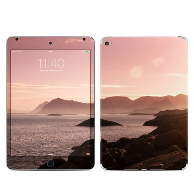 Apple iPad Mini 4 Skin - Pink Sea