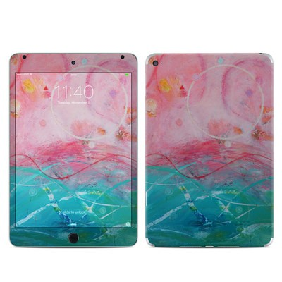 Apple iPad Mini 4 Skin - Pink Sky