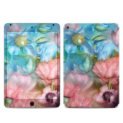 Apple iPad Mini 4 Skin - Poppy Garden