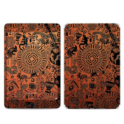 Apple iPad Mini 4 Skin - Primitive Symbols
