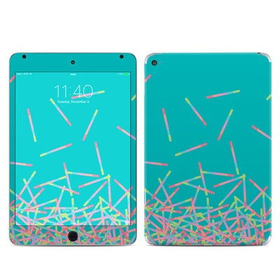 Apple iPad Mini 4 Skin - Pop Rocks Wands